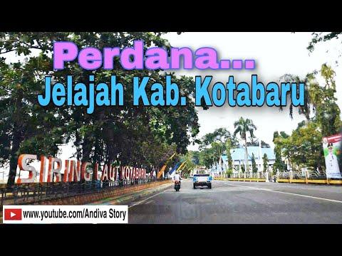 Perdana, jelajahi pusat kota Kotabaru Tersesat mencari tempat makan