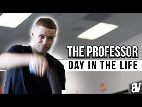 THE PROFESSOR - Day In The Life - Streetball LEGEND