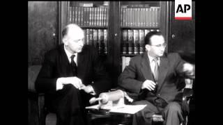 INTERVIEW WITH HITLER'S VALET - HEINZ LINGE -  SOUND