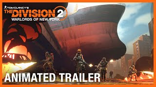 Download Tom Clancy's The Division 2: Warlords of New York Animated Short | Ubisoft [NA] Mp3 and Videos