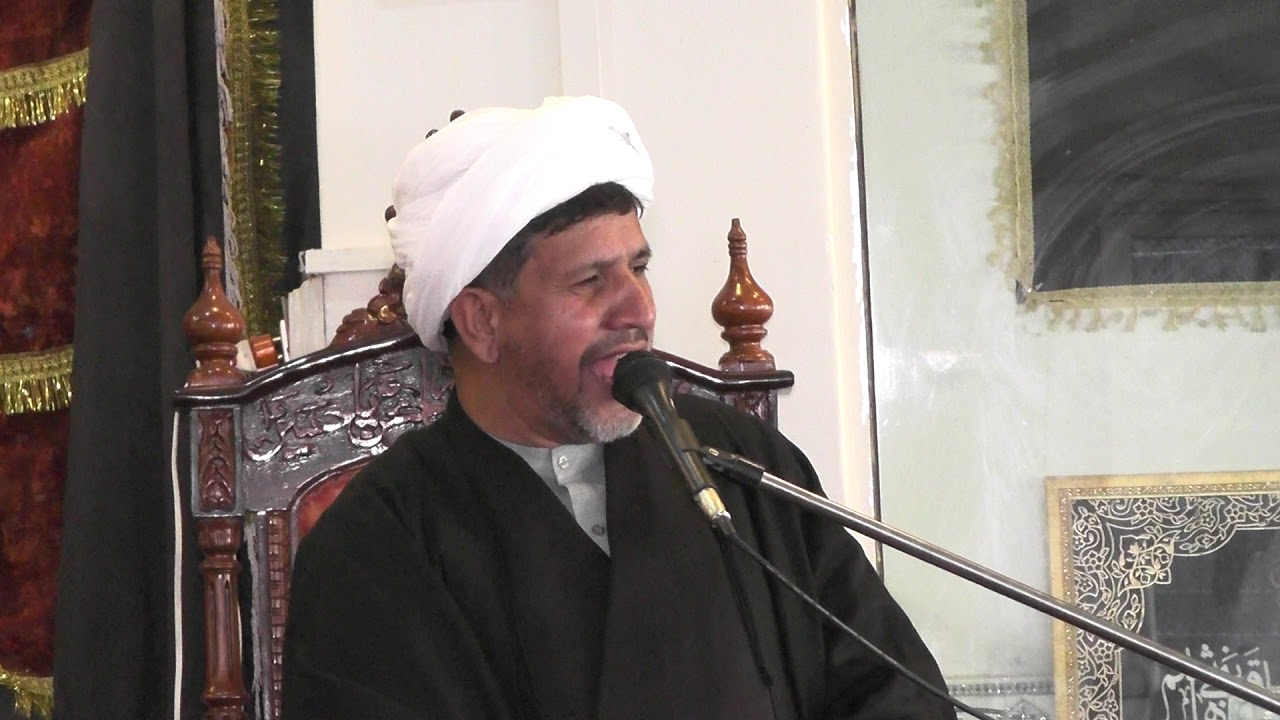 Download Allama Ayaz Hussain Qumi 2017 Esaal-e-Sawab Majilis-e-Aza Mahrooma Zoja Asghar Ali Shah Masoomi V2