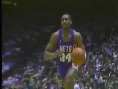 Chris Morris WIndmill Dunk 1989