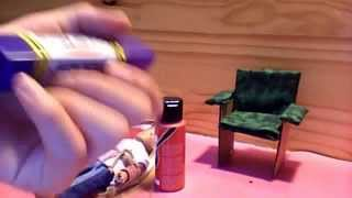 How To Make An American Girl Mini Doll Chair