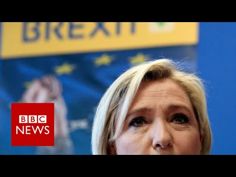 After Brexit: The Battle For Europe - BBC News