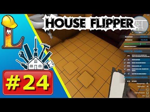 Renovieren, einrichten und aufräumen - Let\'s Play House Flipper