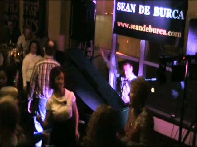 Sean De Burca Video 98