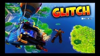 AMAZING FORTNITE GLITCHES & EPIC HIDING SPOTS! - Fortnite Battle Royale New Working Glitches