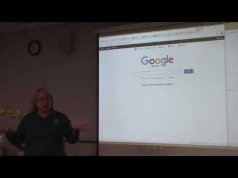 LIS523 User Education Instruction video on Managing your online and scholarly profile
