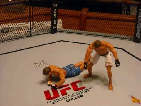 Ufc Matt Hughes VS B J Penn tap out