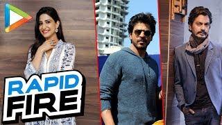 Aahana Kumra | Full RAPID FIRE | SRK | Donald Trump | KRK | Nawazuddin Siddiqui