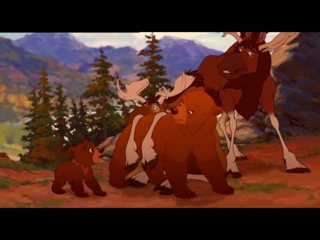 Brother Bear | Liedje: Onderweg | Disney nl