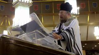 1st Slichot Service at the Jerusalem Great Synagogue