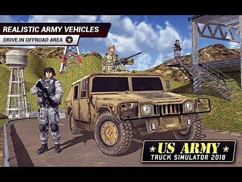 US Army Truck Driving 2018: Real Military Truck 3D - Apps on Google Play