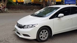 Honda Civic 9th gen IVTEC 2015 - Owner's Review