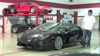 Lamborghini Gallardo LP560-4--D&M Motorsports Video Review with Chris Moran 2012