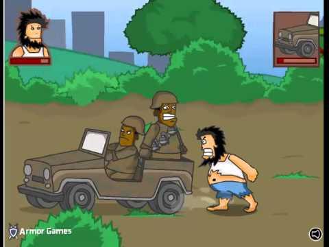 เกมส์ต่อสู้ เกมส์คนบ้ามหาประลัย4 เล่นเกมส์
