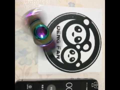 美國EDC炫彩指尖陀螺手指陀螺  Hand spinner Torqbar