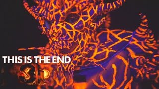 This Is The End - 3D maze highlights at Halloween Horror Nights