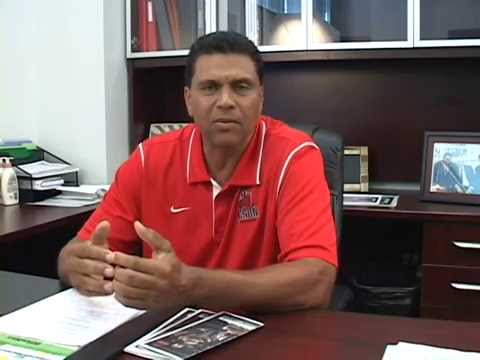 """Reggie Theus """"Success"""" One Day At A Time"""