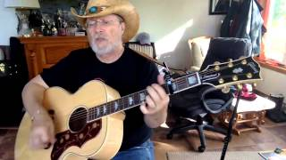1917  - Lonely Women Make Good Lovers  - Steve Wariner vocal & acoustic guitar cover & chords