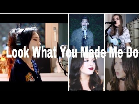 Who sing it better? |Swift Tailor's Look What You Made Me do