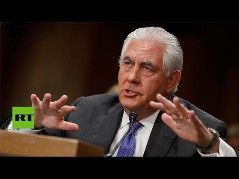 Tillerson admite que la seguridad en EE.UU. depende de la de Centroamérica