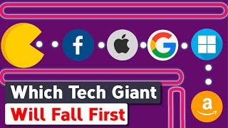 Gambar cover Which Company Will Fall First? - Apple, Google, Amazon, Microsoft, or Facebook