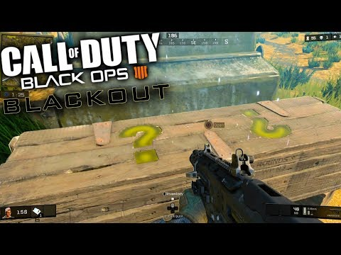 I found the MYSTERY BOX in BLACKOUT (Mystery box location | TIPS and MORE)