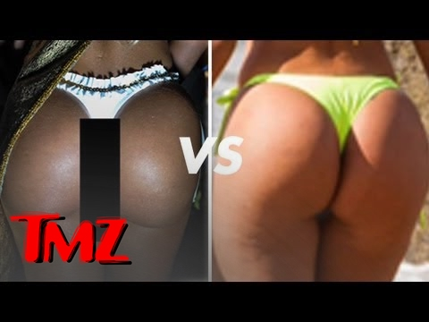 The 2nd Place Miss Bum Bum Brazil ... 'Dat Ass | TMZ