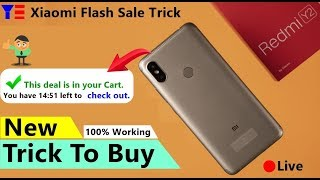 How to Buy Redmi Y2 From amazon with Live Demo - नया तरीका है | 100% Working Trick to Buy Redmi Y2