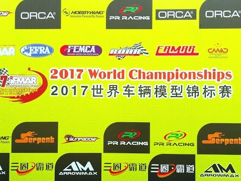 2017 Xiamen Sunpadow 1/8 on road FINAL