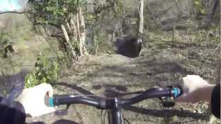 Terry Hershey Park Trails (Anthills) - Go Pro HD Hero 3 Black