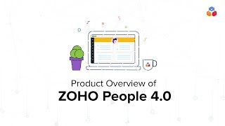 Product Overview of ZOHO People 4.0