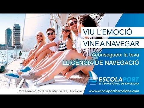 Licencia navegación / Llicència navegació (Escola Port) licencianavegacion.com