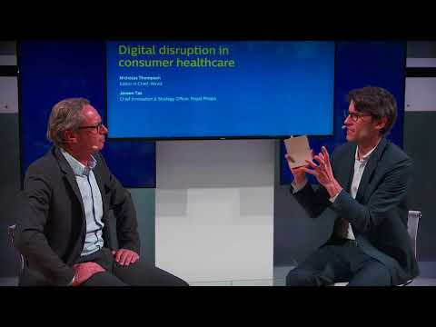 Digital disruption in consumer health care