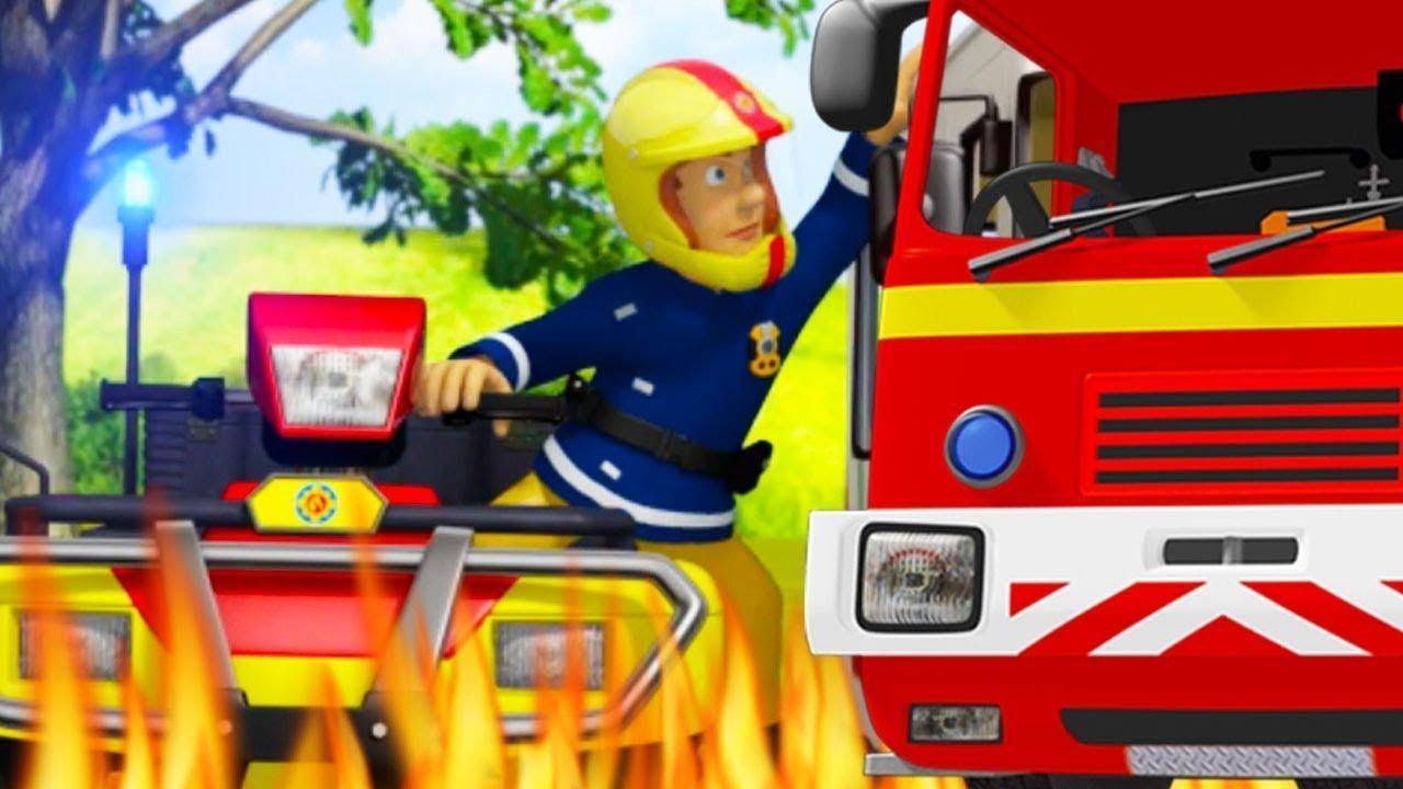 Sam Le Pompier Francais 2018 Mega Sauvetages 1 Heure Grande