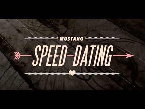 mustang speed dating prank