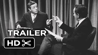 Best of Enemies Official Trailer 1 (2015) - Documentary HD