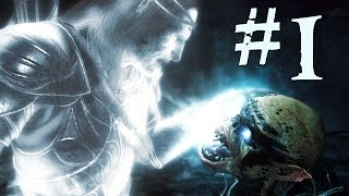 Shadow of Mordor Gameplay Walkthrough Part 1 - Might of Mordor