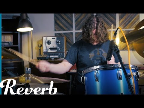 How to Make Your Drum Kit Sound Like John Bonham's of Led Zeppelin