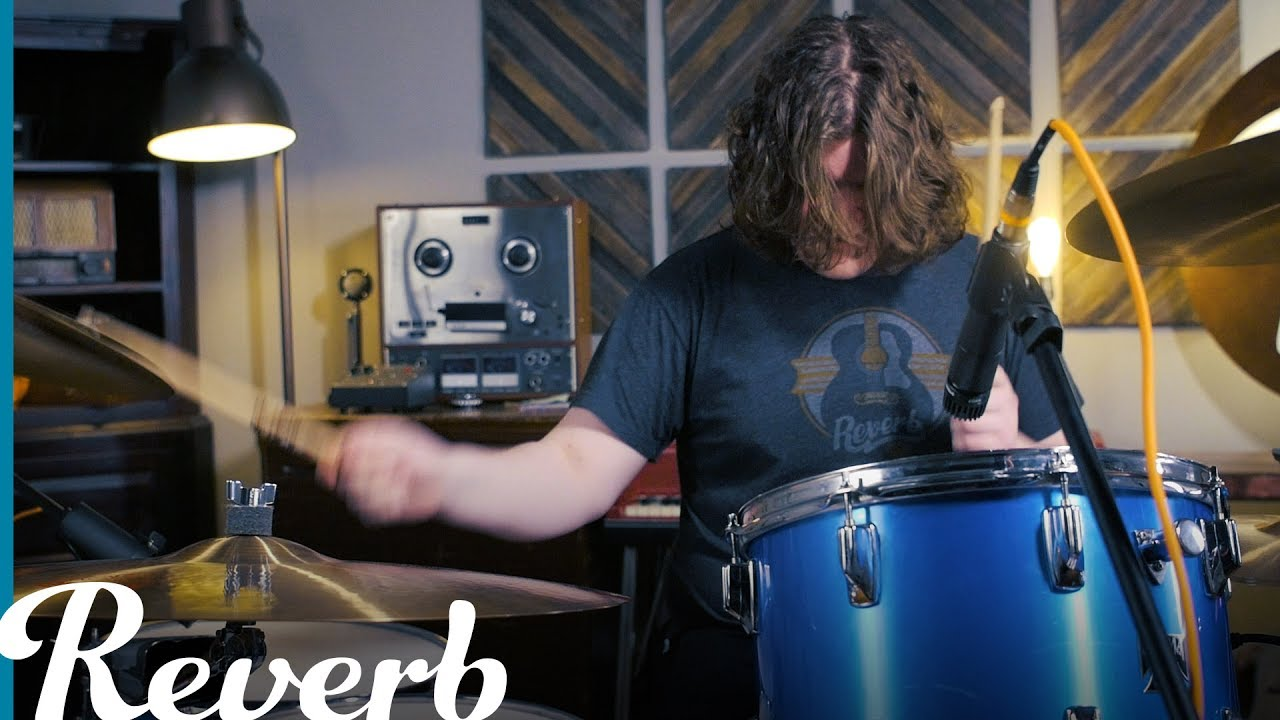 How to Make Your Drum Kit Sound Like John Bonham's of Led Zeppelin | Reverb.com