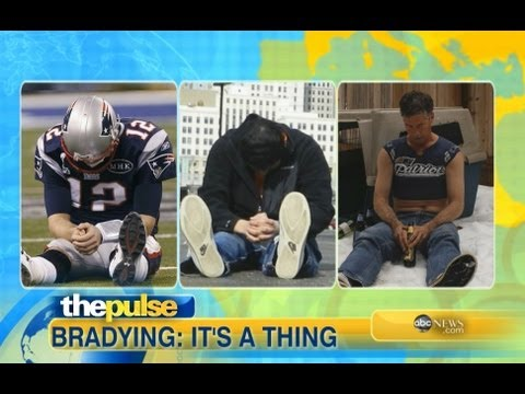 Bradying: The Latest Trend Mocking Tom Brady