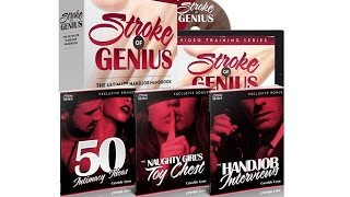 ★How To Give A Handjob - How To Give A Handjob Handbook With Stroke Of Genius Book★