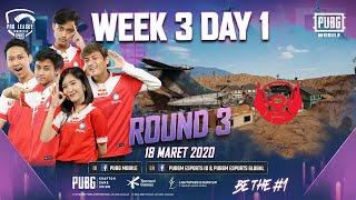 PMPL ID S1 [W3D1] - Raja Miramar Beraksi! (Group A & C - Round 3)