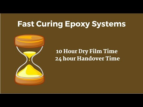 Fast Curing Epoxy Products Rapidcure Floor