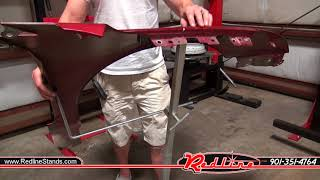 Wing Thing Fender Painting Stand