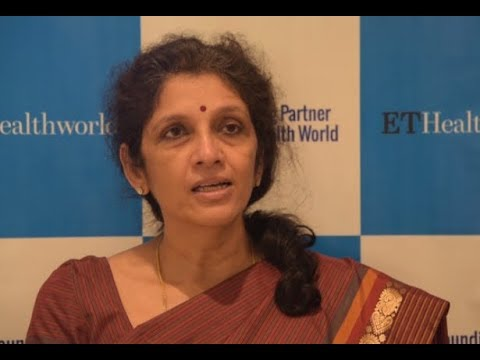 Meena Ganesh, MD & CEO of Portea Medical, Bangalore