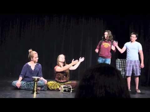 Palo Alto the musical