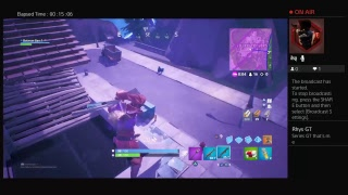 Fortnite ps4 game play #20
