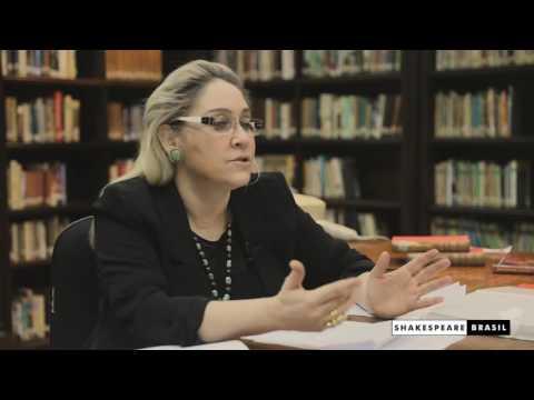 Os vilões de Shakespeare  - aula gravada  Professora Liana Leão (UFPR)